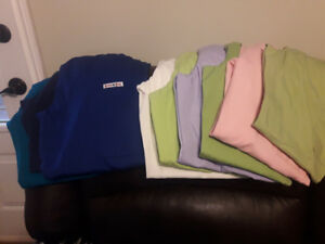 Uniform pants and tops for sale