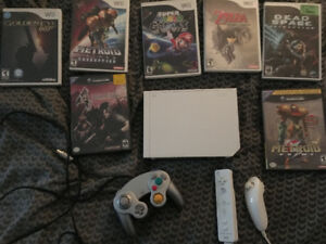 Nintendo Wii and games for sale
