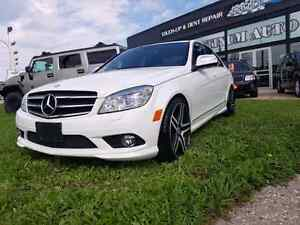 2009 Mercedes-Benz C300 4MATIC *VERY CLEAN*WARRANTY INCLUDED!*