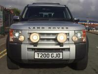 LAND ROVER DISCOVERY 3 2.7TD V6 S 2005 ***7 SEATS ***PRIVATE PLATE ***HUGE SPEC