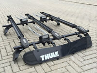 Support velo Thule pour SAAB 9-3 (3 vélos)
