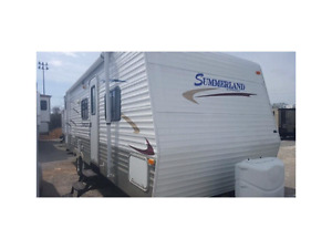 26 foot springdale travel trailer