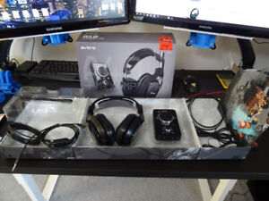 Astro A40 + Mixamp Pro (Mature Gamer Owned)
