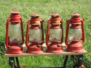 "12"" Kerosene Lanterns"