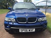 2006 56 BMW X5 3.0 D SPORT EDITION 5D AUTO 215 BHP DIESEL