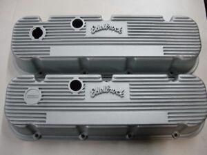 Chevrolet Couvert de valves Edelbrock BB.