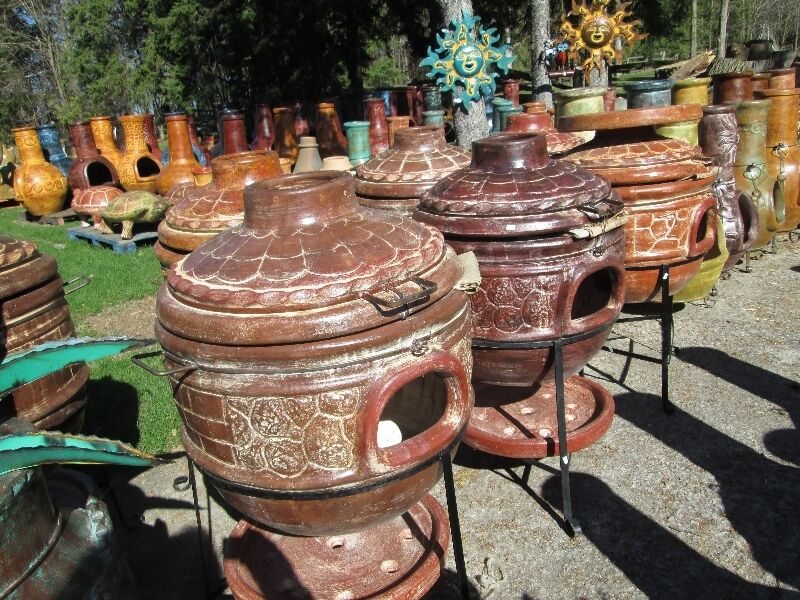 MEXICAN POTTERY/CHIMINEA 20% Everything In Store