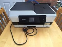 Brother MFC-J6520DW A3 Colour Multifunction Inkjet Printer