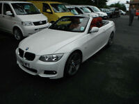 BMW 320 2.0TD auto 2010.5MY d M Sport 30000 MILES FULL DEALER SERVICE HISTORY