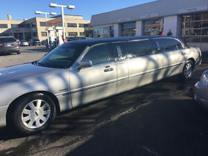 2004 Lincoln town car limousine Krystal for sale or trade