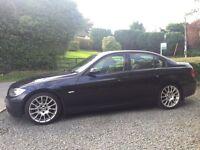 BMW 320D EDITION M SPORT 2008 12 MONTHS MOT