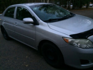 2009 Toyota Corolla CE EXCELLENT CONDITION