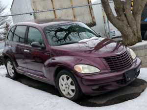 2003 Chrysler P.T cruiser 5spd