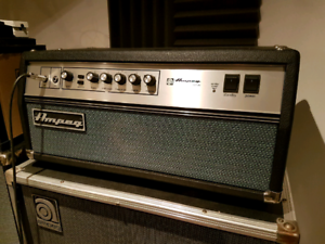 Svt classic ampeg bass amp USA made