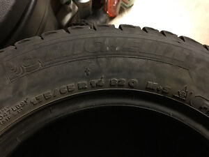 Michelin X-ice Winter Tires 175/65/14 West Island Greater Montréal image 5