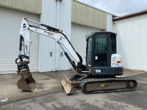 2013 Bobcat E50 Excavator Penrith Penrith Area Preview