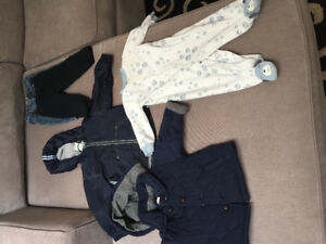 Boys clothes: 6-12 months