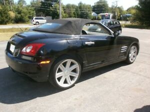 Chrysler Crossfire 2006 convertible