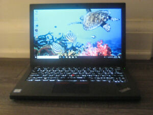"12.5"" Lenovo Laptop w/ 3yr warrnty: i5-6200U, 250GB SSD, 8GB RAM"