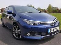 TOYOTA AURIS 1.2 L DESIGN ESTATE 2016 (16 Reg) LOW MILEAGE FTSH