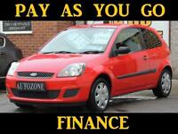 2006 56 FORD FIESTA 1.2 STYLE 16V 3D 78 BHP