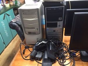 Various computer parts for sale