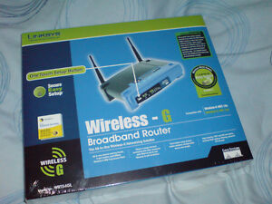 Linksys WRT54GL Wireless G Router - Open Box Kitchener / Waterloo Kitchener Area image 3