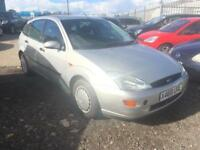 2000/X Ford Focus 1.6i 16v auto Ghia LONG MOT EXCELLENT RUNNER