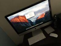"""iMac 27"""" immaculate 2011 i5 32 GB Memory 1TB hard drive"""