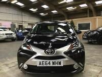 Toyota Aygo Vvt-I X-Clusiv X-Shift Hatchback 1.0 Cvt Petrol