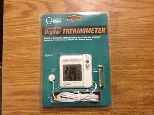 Aube Outdoor Digital Thermometer