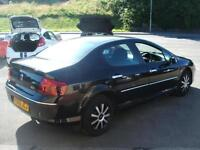 Peugeot 407 1.6HDi 110 2005 S Tel 01656 724800 trade clearance.
