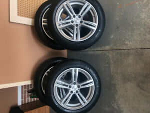 Cost To Mount And Balance Tires >> 18 Inch Tires | Great Deals on New & Used Car Tires, Rims ...