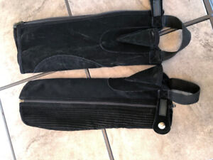 Horse riding half chaps for sale