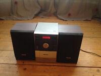 £20 Philips micro hi-fi system MCM204