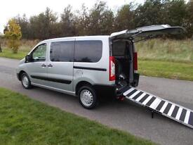 2013 63 Peugeot Expert Tepee 2.0 Hdi 6 SEATS Wheelchair Disabled Accessible WAV