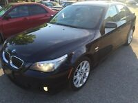 2010 BMW 535xi,M package, Navigation