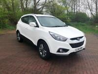 2014 HYUNDAI IX351.7CRDi SE-6 SPEED MANUAL-FRONT AND REAR HEATED SEATS