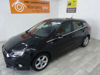 2014,Ford Focus 1.6TDCi 105bhp ECOnetic Zetec***BUY FOR ONLY £38 PER WEEK***
