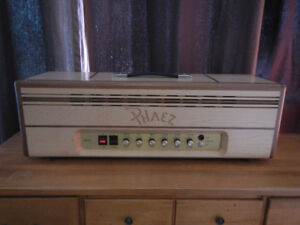 Phaez (Master Model Lead) 100 watt tube amp