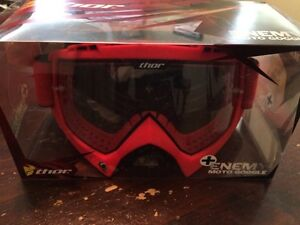 Thor Motocross Goggles