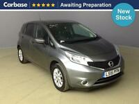 2015 NISSAN NOTE 1.2 Acenta 5dr [Style Pack] Mini MPV 5 Seats