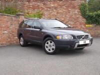 2005 Volvo XC70 Estate AWD 2.4D5 163 SE Auto5 Diesel grey Automatic