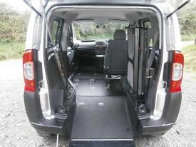 2011 Peugeot Bipper Tepee 1.3 HDi 75 Outdoor 5dr WHEELCHAIR ACCESSIBLE VEHICL...