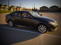 2010 Lexus IS250 AWD amazing condition like new