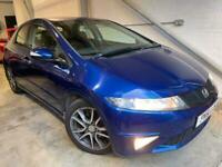 2011 Honda Civic 1.8 i-VTEC Si-T 5dr Hatchback Petrol Manual *50000 Miles only*