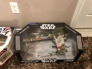 Star Wars Luke skywalk dagobah x wing
