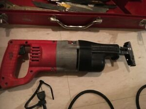 Sawzall Milwaukee 6509