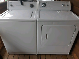Washer and dryer (Great Price)