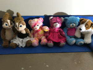 Toutous Build A Bear